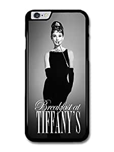 """AMAF ? Accessories Audrey Hepburn Breakfast at Tiffany's case for iPhone 6 Plus (5.5"""")"""