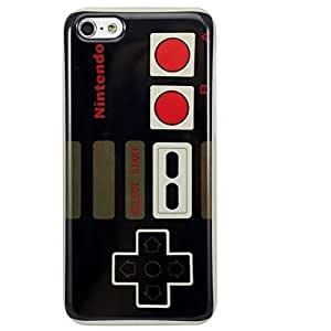 2015 customized Nintendo DC Classic Controller Hard Plastic Case Cover for New Apple iPhone 5C