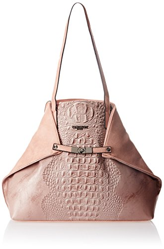 Carlton London Women's Handbag (Pink) (CLLP-113)