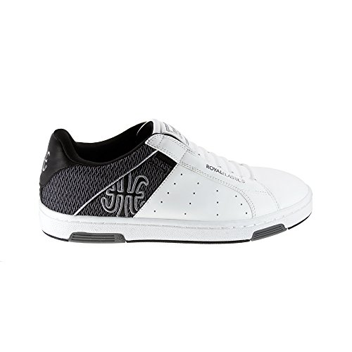 White Men Royal Sneakers Icon Elastics Alpha White ggYqEfx