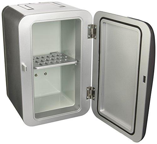 Silver Ice AR5I04 - Mini Nevera (58 W, 4 l), Color Negro: Amazon ...