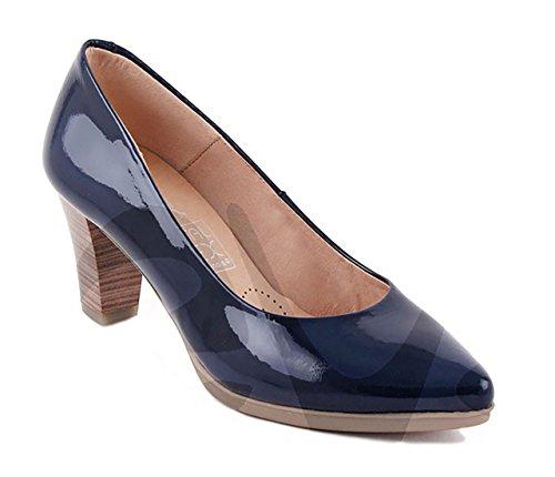 Desireé- 11296-V - Zapato Señora Piel Rosa