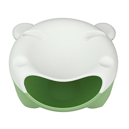 1525 Mint (Cute Storage Box, Qisc Creative Shape Bowl Perfect For Seeds Nuts And Dry Fruits Storage Box (Mint Green))