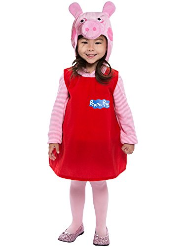 Peppa Pig Dress Costume for (Costume Pig)