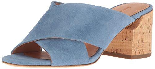 Sigerson Morrison WoMen Smrhoda3 Slide Sandal, US Scuba