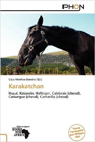 Lire un Karakatchan pdf ebook