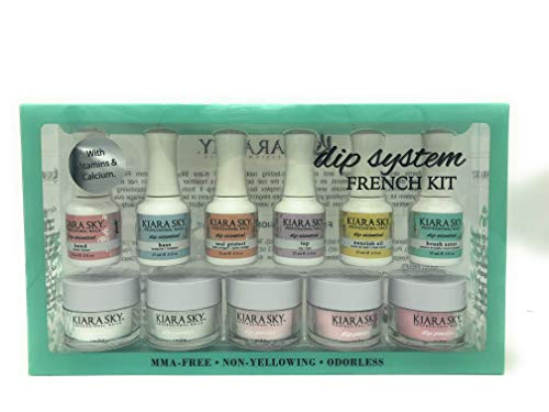Kiara Sky Dip System French Starter Kit