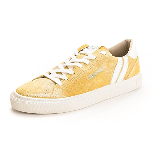 (Replay GMZ55 .003.C0001L Mens Shoes Yellow UK8 EU42 US9)