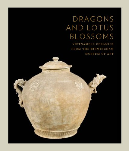 Blossom Ceramic (Dragons and Lotus Blossoms: Vietnamese Ceramics from the Birmingham Museum of Art)