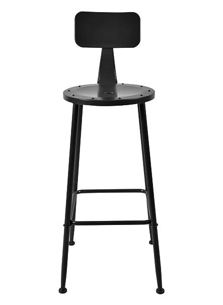 Pleasing Amazon Com Diamond Sofa Douglas Vintage Barstool Kitchen Machost Co Dining Chair Design Ideas Machostcouk