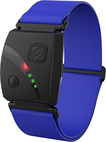 Scosche Rhythm 24 Heart Rate Monitor Blue