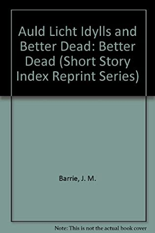 book cover of Better Dead