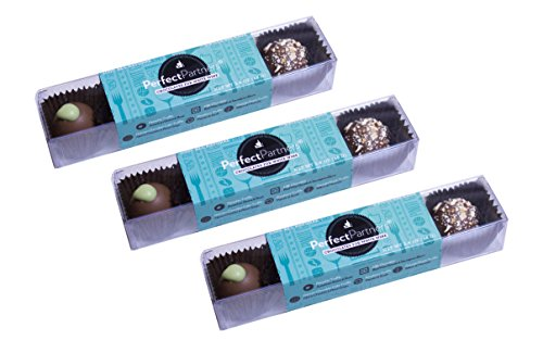 Perfect Partners Chocolate for White Wine, 7.2 Ounce (Pack of 3)