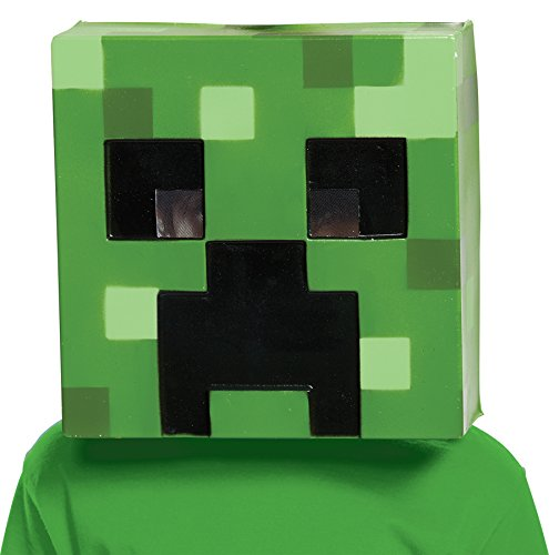 Disguise Creeper Minecraft Child (Creepers Minecraft Costume)