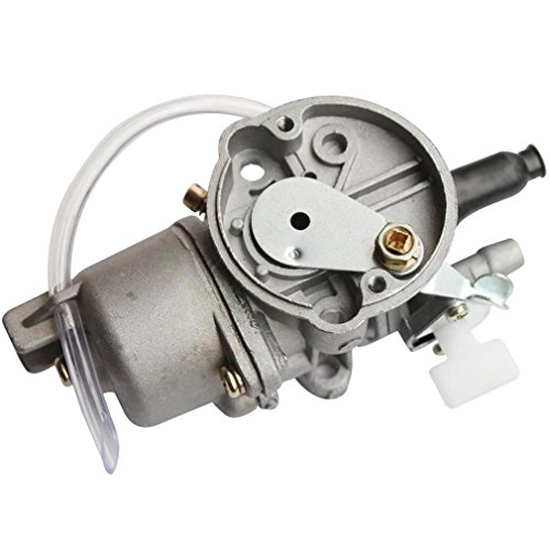 (GOOFIT PZ13 13mm Carburetor for 47cc 49cc Pocket Bike 2 Stroke Engine Mini Carb Quad ATV Motorcycle Dirt)