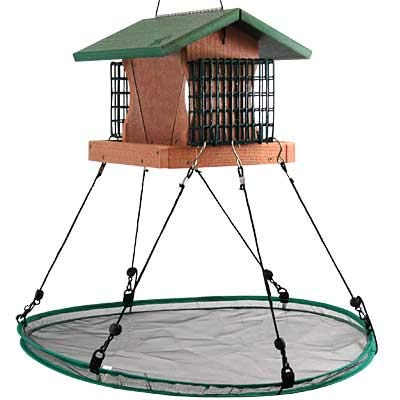 - BestNest Premier Bird Feeder with Suet Cages and 24