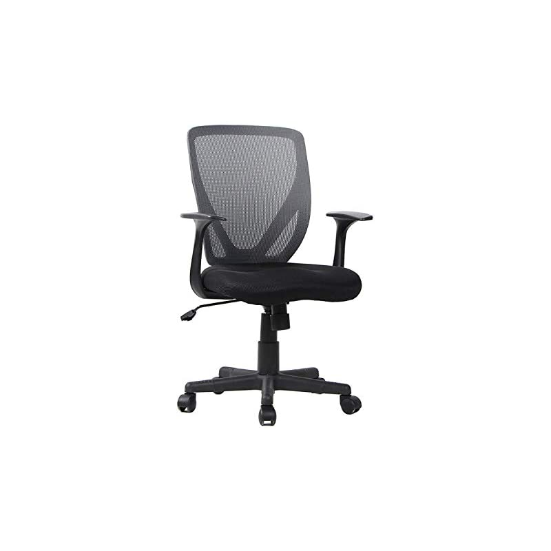 Smugdesk Ergonomic Mid Back Breathable M
