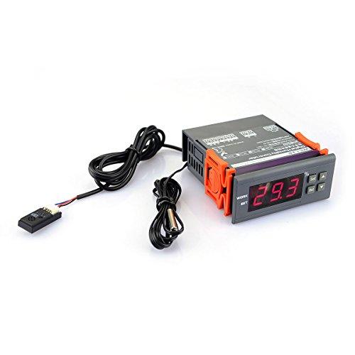 220v Digital Air Humidity Control Controller Wh8040 Range 1%~99% Rh Hm-40 Type