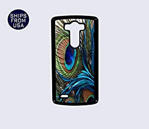 LG G3 Case - Peacock Feather iPhone Cover