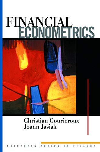Check expert advices for financial econometrics problems, models, and methods?