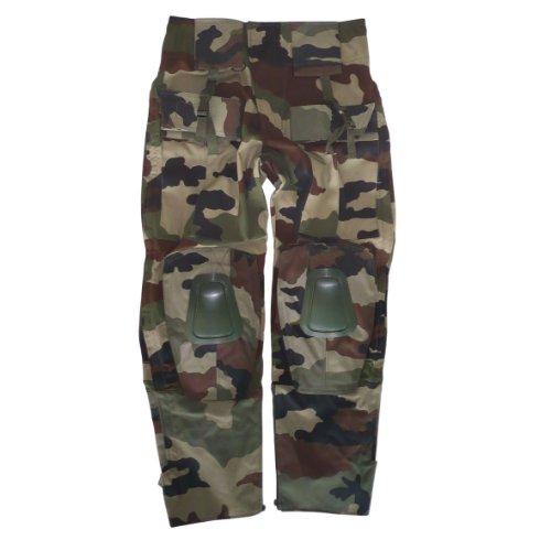 Mil-Tec Warrior Pantaloni con Ginocchiere CCE