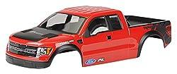 Proline 334815 Ford F-150 Svt Raptor Body Pre-cutpre-painted (Red)