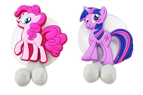 Finex Set Of 2 My Little Pony Pinkie Pie Princess Import It All