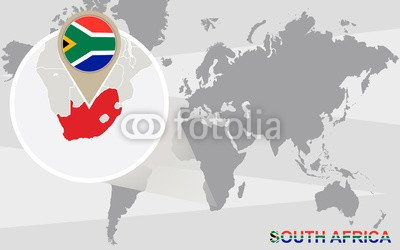 World map with magnified south africa 81859445 canvas 30 x 20 cm world map with magnified south africa 81859445 canvas 30 x 20 cm gumiabroncs Images