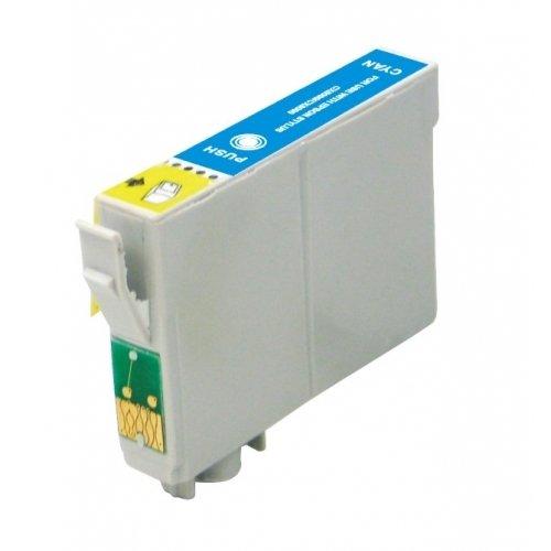 Bulk T078220 Epson Remanufactured Inkjet Cartridge, Cyan Ink: RT078220 (12 Inkjet (T078220 Cyan Inkjet)