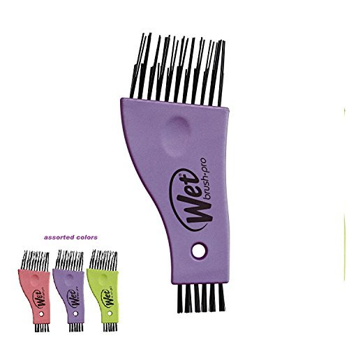 Wet Brush Brush Cleaner Assorted Colors ()