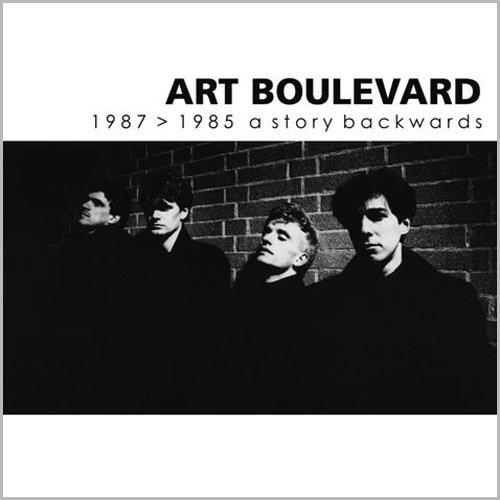 1987>1985: A Story Backwards - Framed Boulevard