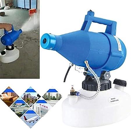 Bulk Electrico Inteligente ULV Rociador Rociador de atomizador de Niebla ULV Desinfección Fogger Fría para Interior y Al Aire Libre 4.5L