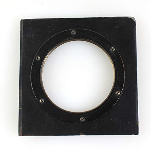 62mm Retaining Ring on 4x4 Board for View Camera from Retaining Ring