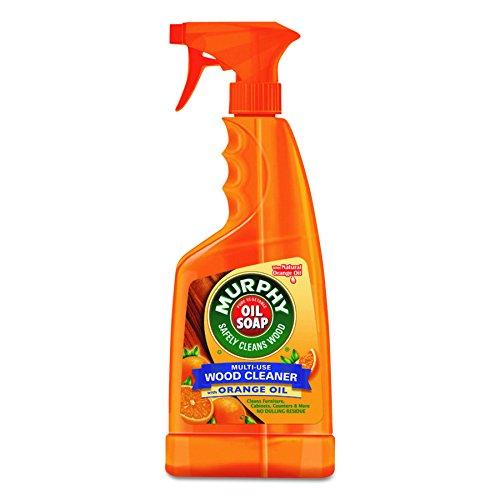 Purpose Spray Bottle - Murphy Oil Soap 01031 Spray Formula, All-Purpose, Orange, 22 Oz Spray Bottle (Case of 9)