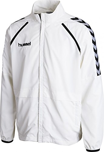 Hummel STAY AUTHENTIC MICRO JACKET - WHITE