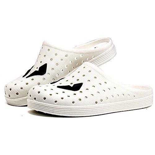 Chaussures pour jardinage Eastlion Home mode respirants Pantoufles Trous de Slippers Sandales homme qxHxAXF