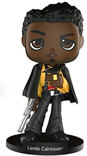 Funko Wobbler Star Wars  Solo Lando Calrissian Collectible Figure  Multicolor