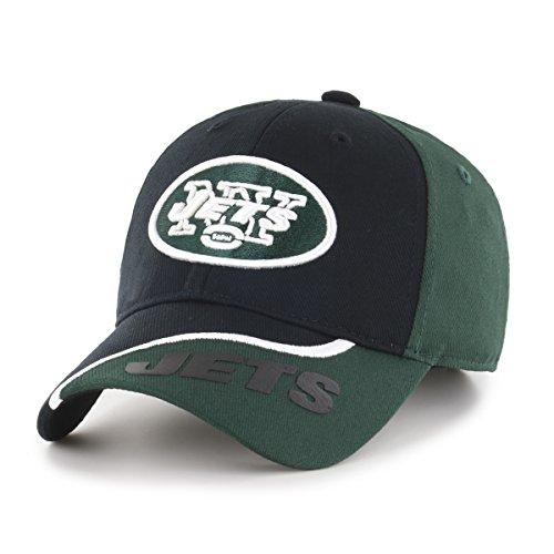 NFL New York Jets Children Sprout Ots All-Star MVP Adjustable Hat, Kids, Dark Green
