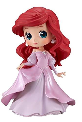 Qposket Banpresto Figura Colección Ariel 14cm Vestido