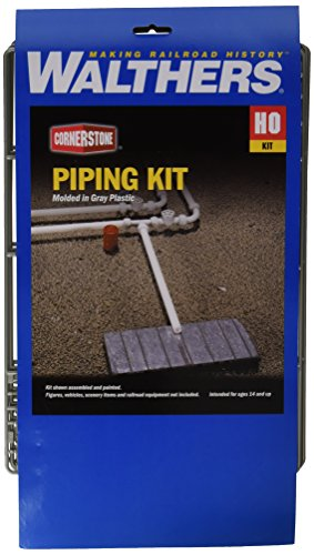 Walthers Cornerstone Piping Kit from Walthers Cornerstone