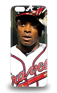 Iphone 6 Plus 3D PC Soft Case Premium Protective 3D PC Soft Case With Awesome Look MLB Atlanta Bravs Justin Upton #8 ( Custom Picture iPhone 6, iPhone 6 PLUS, iPhone 5, iPhone 5S, iPhone 5C, iPhone 4, iPhone 4S,Galaxy S6,Galaxy S5,Galaxy S4,Galaxy S3,Note 3,iPad Mini-Mini 2,iPad Air )