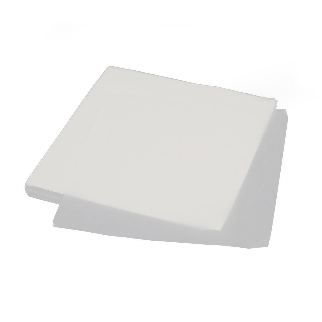 Laboratory Analytical Square Shaped Weighing Paper 150 x 150mm 500Pcs DealMux DLM-B00XBG23F0