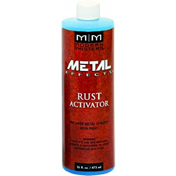 Modern Masters PA904 16 Rust Activator 16 Ounce