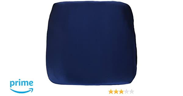 Amazon.com: Drive Medical RTL1493COM Compressed Lumbar Cushion, Blue: Health & Personal Care
