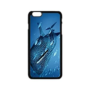 The Beautiful Whale shark Hight Quality Plastic Case for Iphone 6