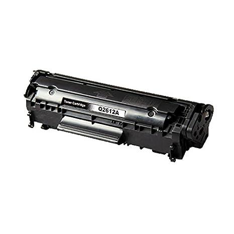 Oficor Suministros Toner Q2612A Compatible HP Laserjet 1010/1012 ...