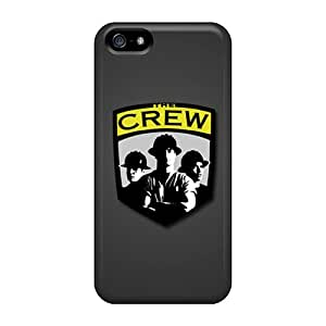Special Design Back Columbus Crew Phone Case Cover For Iphone 5/5s