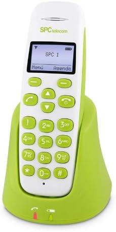 SPC - Teléfono inalámbrico 7905V Dect: Amazon.es: Electrónica