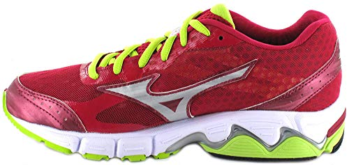Zapatilla Running Mizuno Wave Connect Plata Rosa d0xUqz
